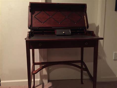 the city desk company bombay company secretary 39 s desk vintage piano bench