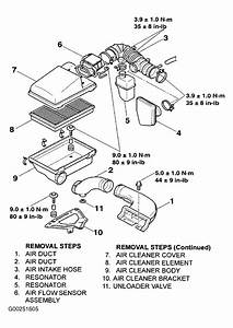 2001 Mitsubishi Diamante Serpentine Belt Routing And