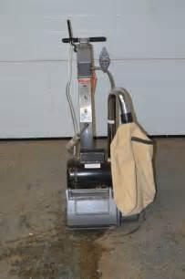 used clark ez 8 drum sander clarke american hardwood floor