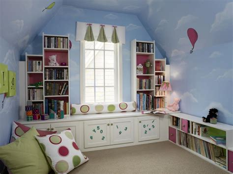 8 Ideas For Kids' Bedroom Themes Hgtv
