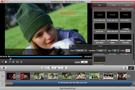 editor  mac editing video  burn  dvd  mac