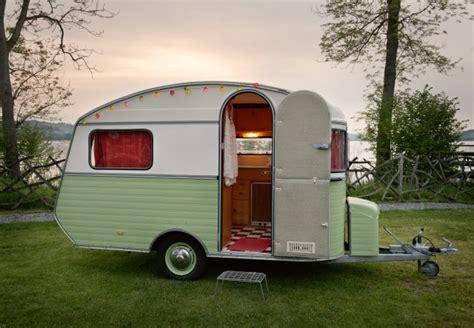 kleine wohnmobile gebraucht kleine zeitreise im wohnwagen sweet home