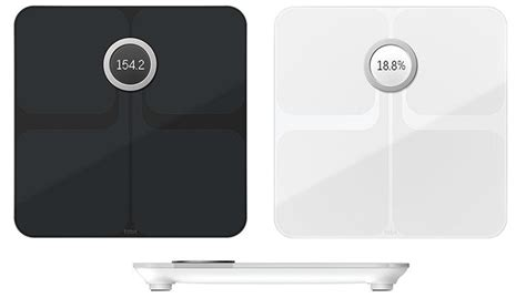 fitbit aria  wi fi smart scale review measures weight