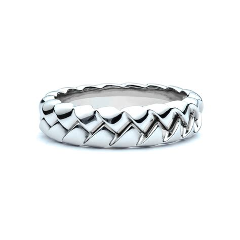 mens braided wedding band jm edwards jewelry