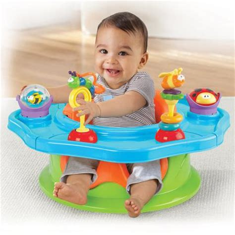 Boppy Baby Chair Tray by Summer Infant 3 Stage Booster Superseat Walmart
