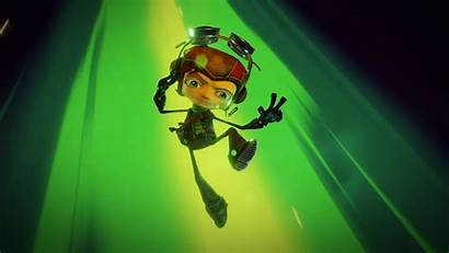 Psychonauts Wallpapers Crowdfunding Launched Announced Campaign