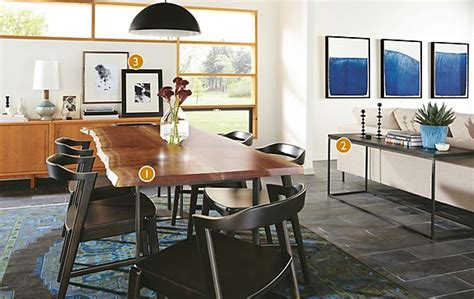 Chilton Table & Jansen Chairs Dining Room