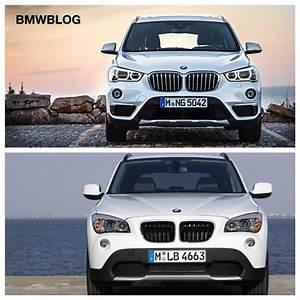 Bmw F48 Led Scheinwerfer : e84 bmw x1 vs 2016 bmw x1 f48 photo comparison ~ Jslefanu.com Haus und Dekorationen