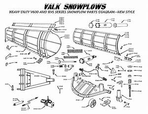 Western Snow Plow Pump Diagram