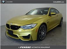 Yellow Bmw M4 For Sale Used Cars On Buysellsearch