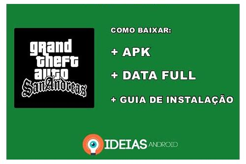 baixar gta london apk e data