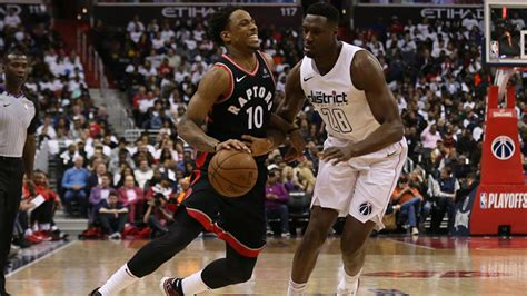Raptors Vs. Wizards Live Stream: Watch NBA Playoffs Game 6 ...