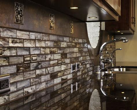 top modern ideas  kitchen decorating  stylish wall