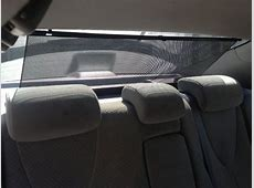 Shade Styx ERTRW39 Black Universal Rear Window Sunshade