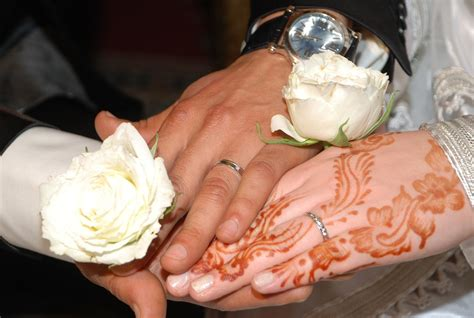 le mariage musulman et arabe traditionnel lifestyle