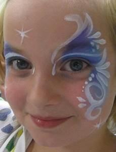 Maquillage Simple Enfant : maquillage reine des neiges maquillage ~ Melissatoandfro.com Idées de Décoration