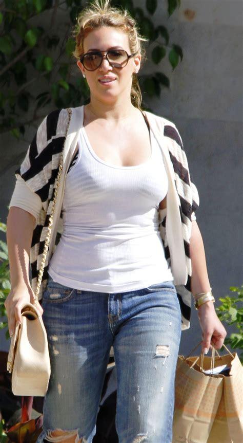 Haylie Duff Breast Implants Plastic Surgery Boob Job