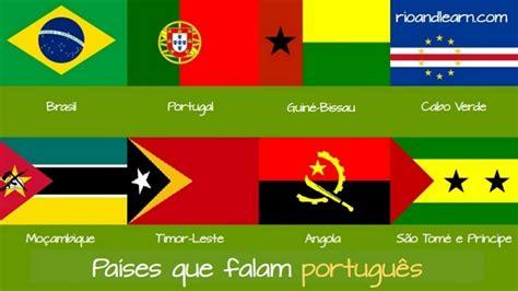Países que falam Português no mundo - A Dica do Dia
