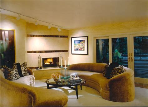 deco living room pale yellow wall color with nice french doors for amazing art deco living room ideas with half