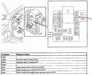 2005 S80 Volvo A  C Relay Wiring Diagram