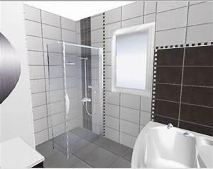 Logiciel Gratuit Calepinage Carrelage : calepinage carrelage salle de bain ~ Melissatoandfro.com Idées de Décoration