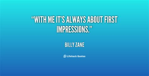 Funny First Impressions Quotes