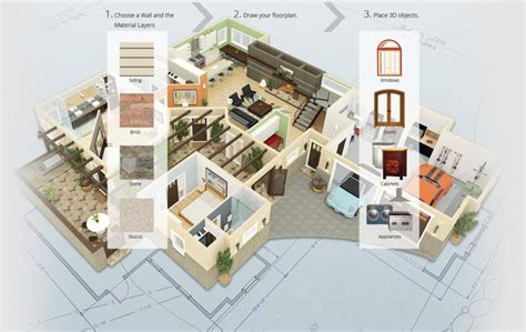 beautiful  home floor plan design software  home