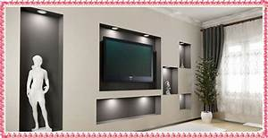 Custom tv wall unit ideas drywall interior design