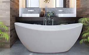 Freistehende Badewanne Klein : worauf sollte man bei der auswahl einer freistehenden badewanne achten ~ Sanjose-hotels-ca.com Haus und Dekorationen