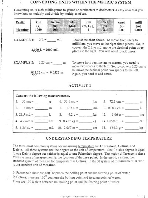 images  high school science graphing worksheets