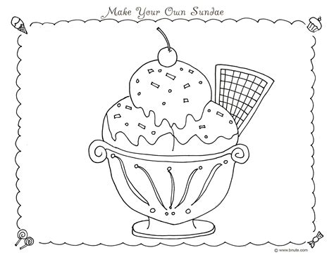 tea party coloring pages    print
