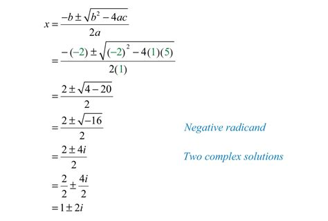 complex numbers quadratic equations worksheets worksheets