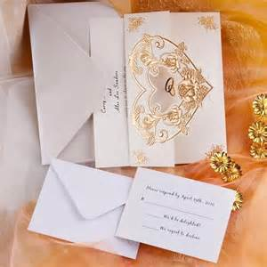 folded wedding invitations folded wedding invitations cheap wedding invitations free response card printed envelops v p