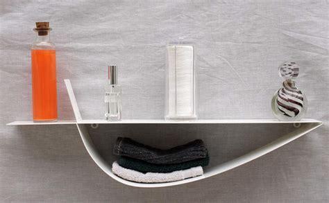 store cuisine moderne etagère murale blanche étagère design métal tablette