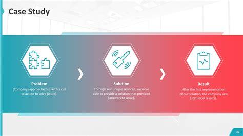 gradient business powerpoint  templates slidestore