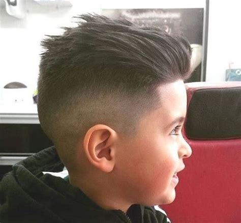 Kid Mohawk Hairstyles by Cool Boys Mohawk Haircut Hairstyle Ideas 11