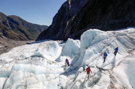franz josef glacier heli hike scenic pacific tours