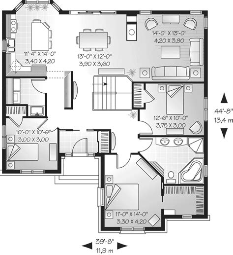 house plans and more craigranch one home plan 032d 0648 house plans and
