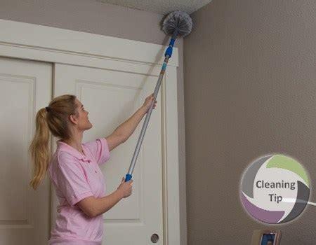 deep cleaning     rid  cobwebs maids  trade