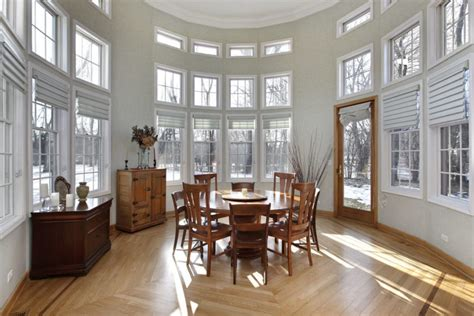 Ceiling Blinds For Sunrooms by 30 Sunroom And Conservatory Design Ideas Home Stratosphere
