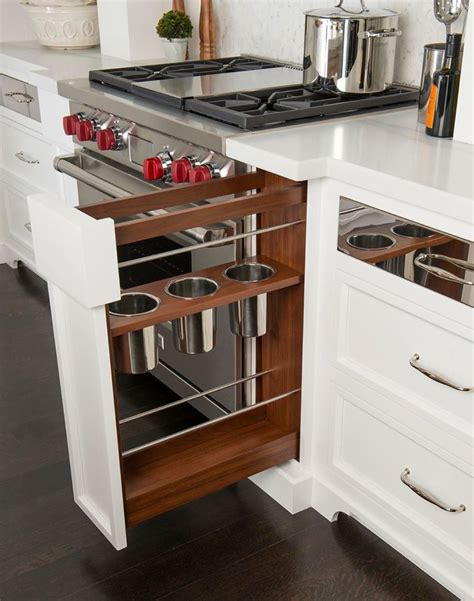 59 Extremely Effective Small Kitchen Storage Space