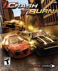 Crash 39n39 Burn 2004 Video Game Wikipedia