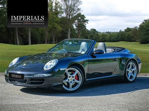 Buy porsche 911 model cars and get the best deals at the lowest prices on ebay! 2007 Porsche 911 997 CARRERA 4S 3.8 CABRIOLET TIPTRONIC AUTO 2 For Sale | Car And Classic