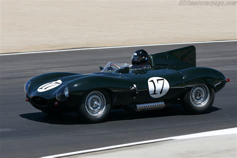Jaguar D-Type - 2006 Monterey Historic Automobile Races