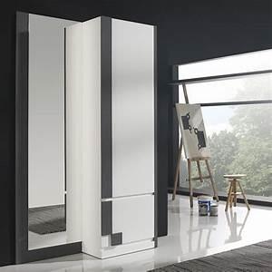 Vestiaire D Entrée : meuble d entree moderne johanno zd1 vest den ~ Teatrodelosmanantiales.com Idées de Décoration