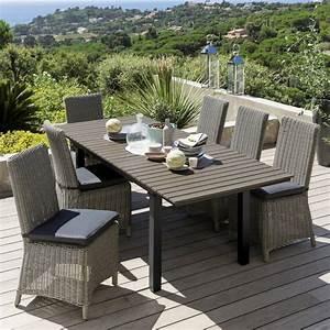 Chaise De Jardin En Resine : chaise de jardin en r sine tress e grise cape town ~ Farleysfitness.com Idées de Décoration