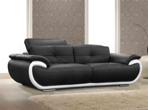 canape et fauteuil cuir canap 233 et fauteuil en cuir 4 coloris bicolores smiley