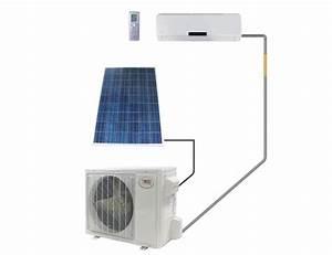 YMGI 18000 BTU 220v Solar Assisted Mini Split Heat Pump AC