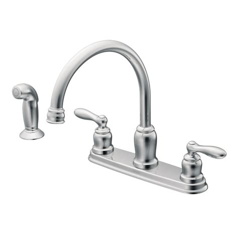 are moen kitchen faucets