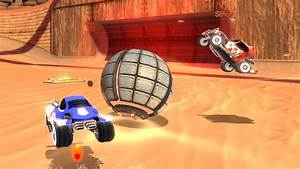 Supersonic Acrobatic Rocket-Powered Battle-Cars ...